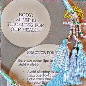 #NaBloPoMo: Day #18: Body-Sleep is priceless for our health