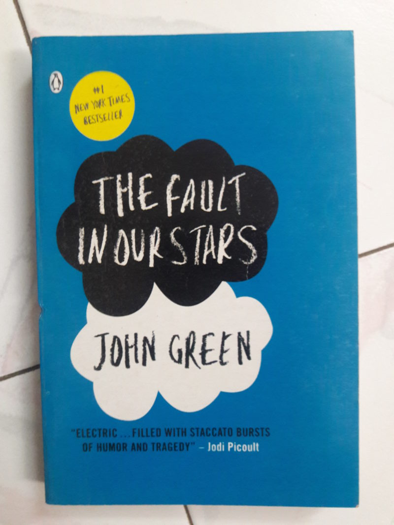 | GuestBlogging | Book Review | Book2Movie | The Fault In Our Stars | John Green
