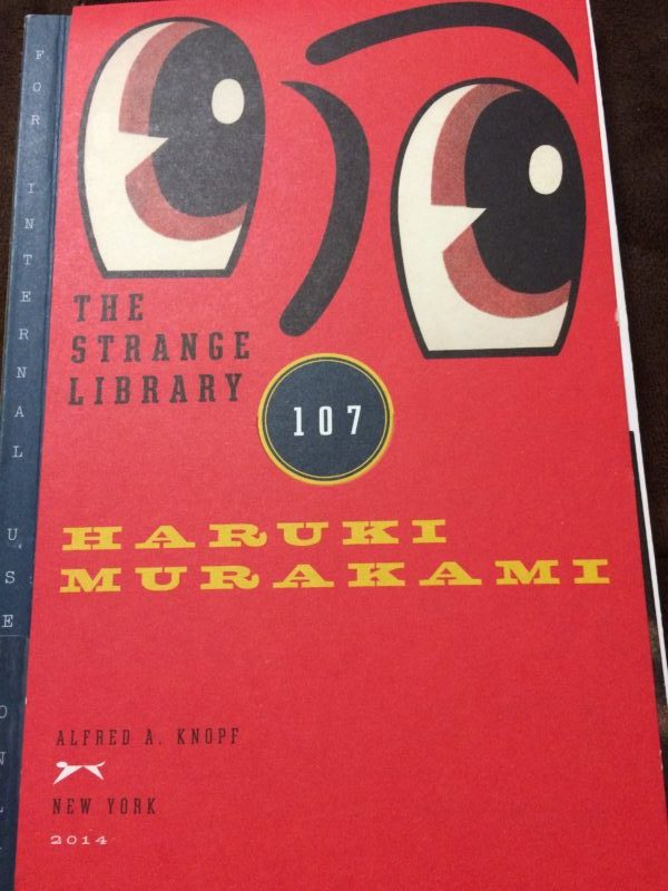 | GuestBlogging | Book Review | The Strange Library | Haruki Murakami | Book set in Japan/China/Turkey |