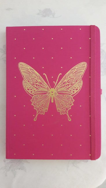 7 reasons why my stationery junkie heart fell for Matrika's journal  | #ProductReview |