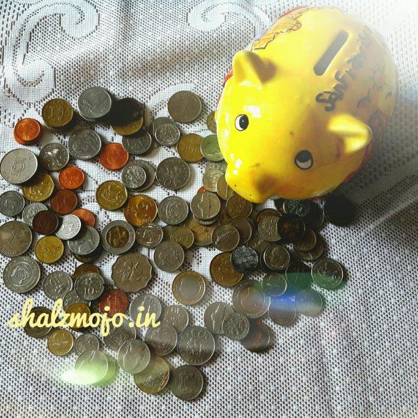 My piggy bank of gratitude [#MondayMusings ]