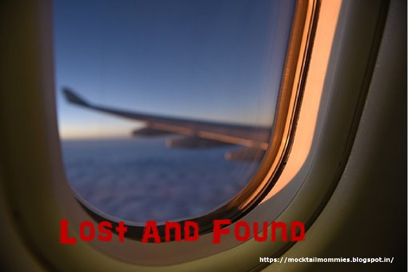Lost And Found [ Guestpost ]