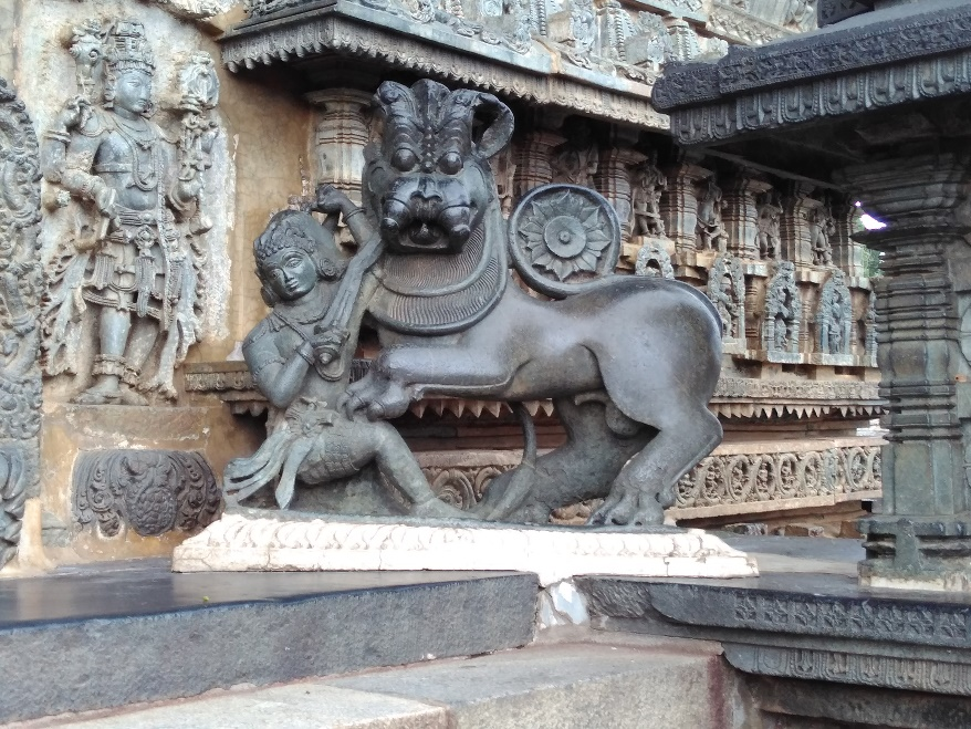 The Temple of Belur [ Guestpost ]