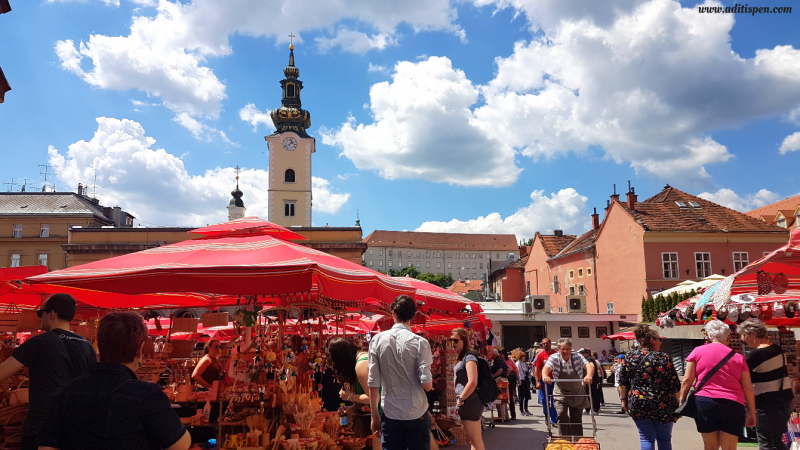 Not broken, but forever grateful | A summer day in Zagreb [ Guestpost ]